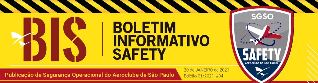 Boletim Informativo Safety ACSP